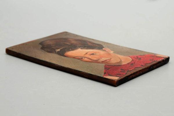 Портрет женщины  СССР 1940-50е