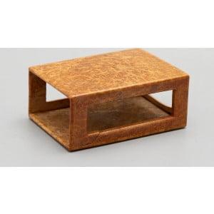Спичечница, Карельская береза,  декоративный корпус для стандартного коробка спичек