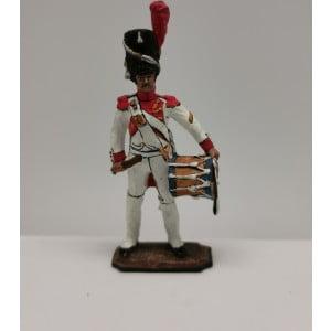 "Фигурка ""Барабанщик Старая Гвардия. Франция, 1812 г."""