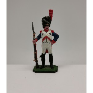 "Фигурка ""Гренадер Старая Гвардия. Франция, 1812 г."""