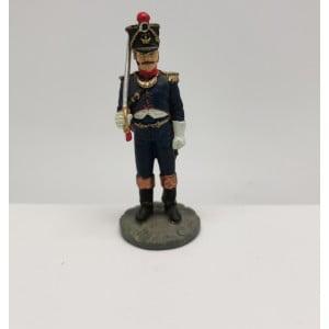 "Фигурка ""Гренадёр Линейного Полка. Франция, 1812 г."""