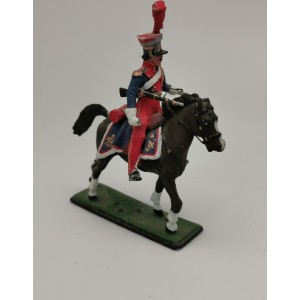 "Фигурка конная ""Улан. Франция 1812""."