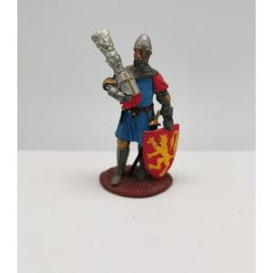 """Фигурка """"Средневековый воин""""."""