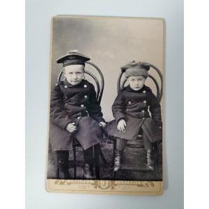 """Фото """"Дети"""". Россия , нач. 20-го века."""