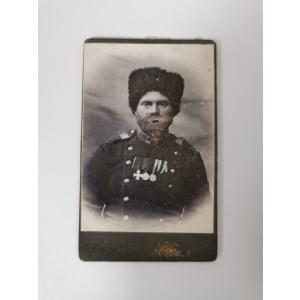 """Фото """"Военный"""". Россия, 1915 г."""
